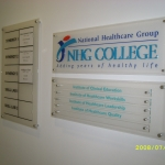 Tenant Directory Signboard Singapore